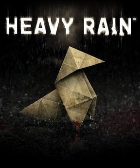 Poster for Heavy Rain