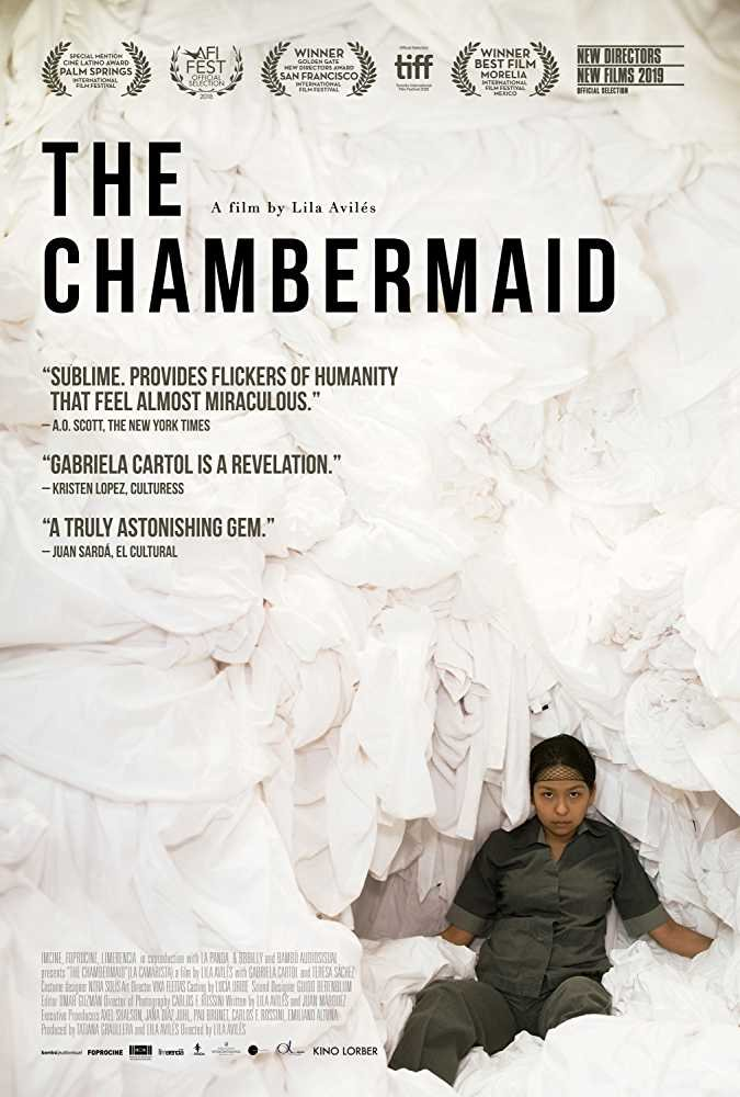 La camarista aka The Chambermaid (2018) poster image