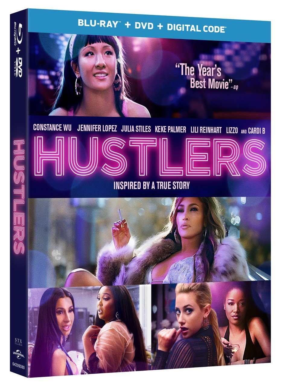 Hustlers 2019 BDRip