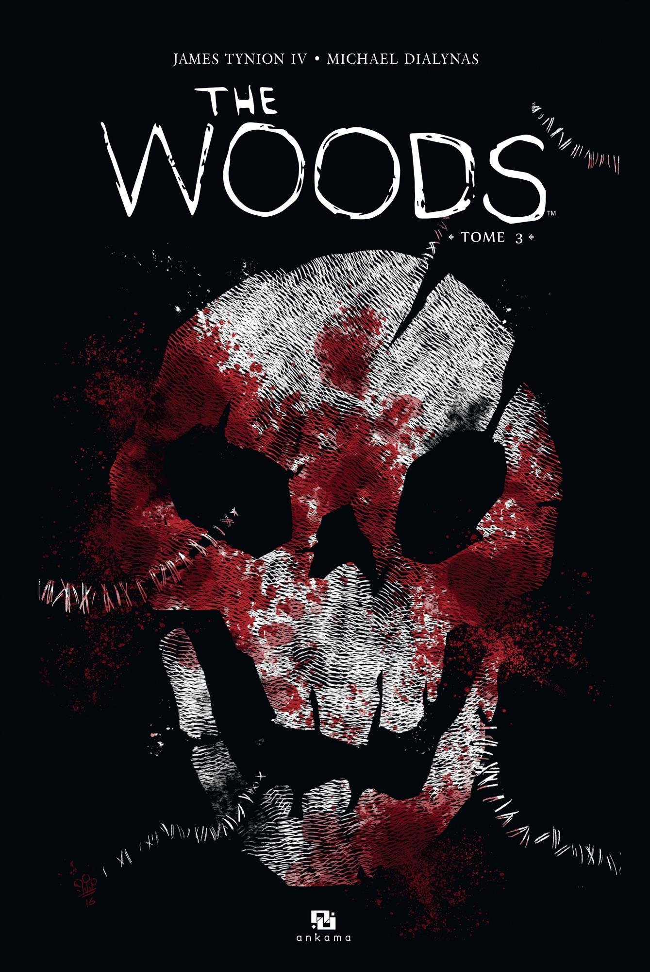 The Woods - Tome 3