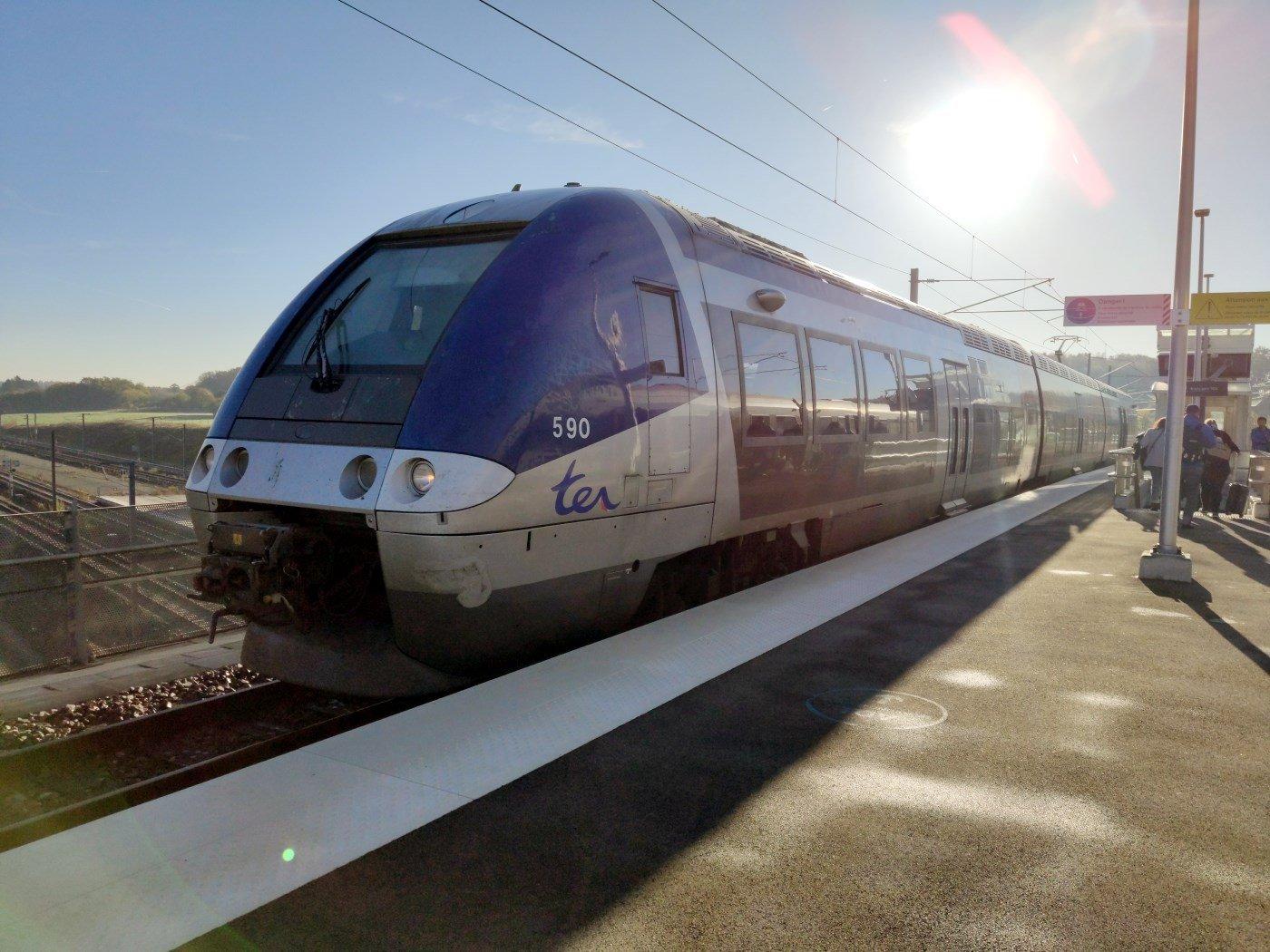 Electrification de la ligne Epinal - Belfort 191129061808669959