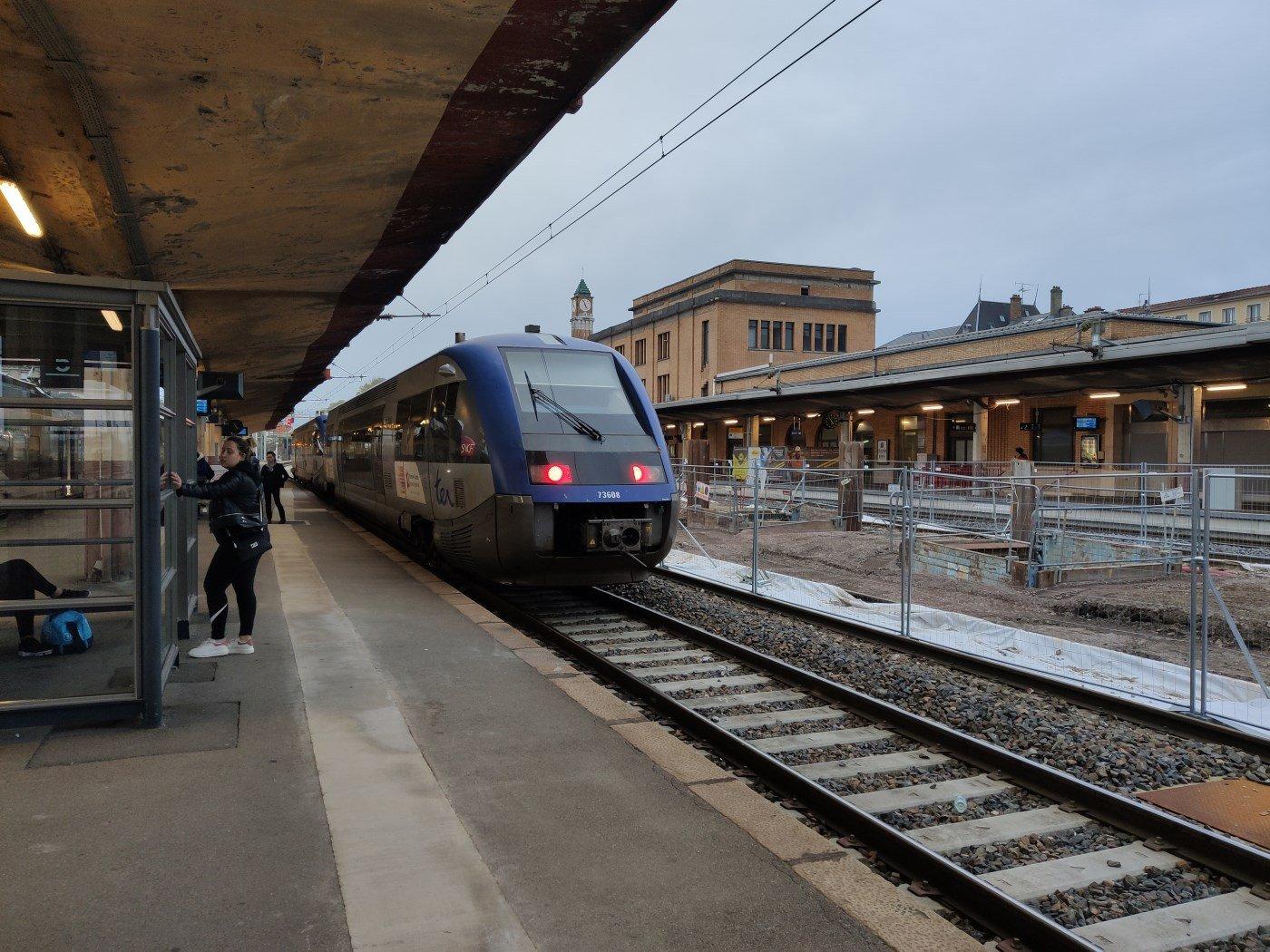 Electrification de la ligne Epinal - Belfort 191129061809995777