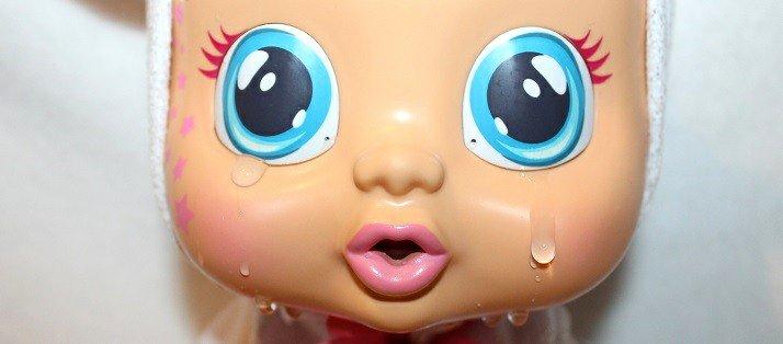 Cry Babies Fantasy Dream la Licorne : La poupée qui pleure