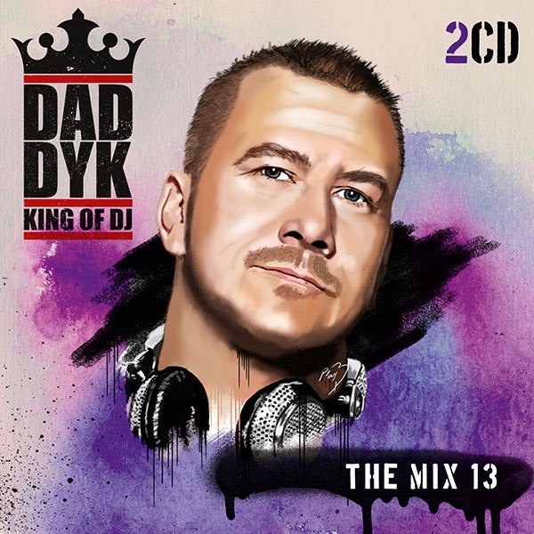 Poster for VA - Daddy K The Mix 13