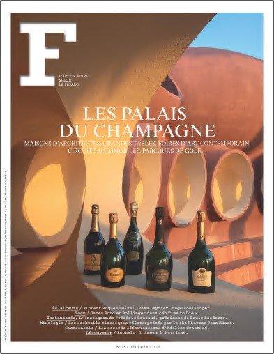 F - L'Art de vivre selon Le Figaro - Décembre 2019