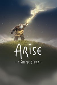 Poster for Arise: A Simple Story