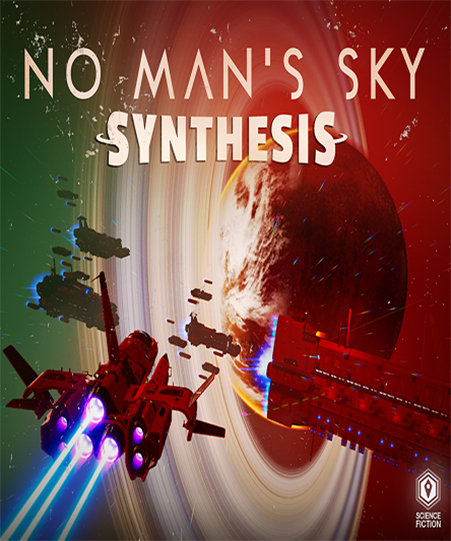 Poster for No Mans Sky Synthesis