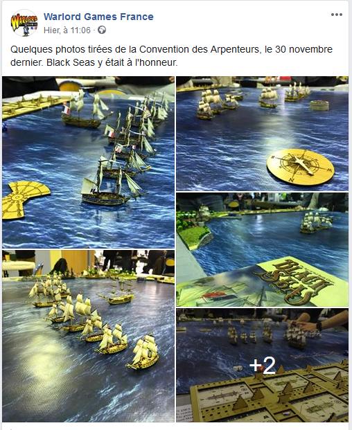 Corsaire Black Sea le groupe FaceBook 191203121814328650