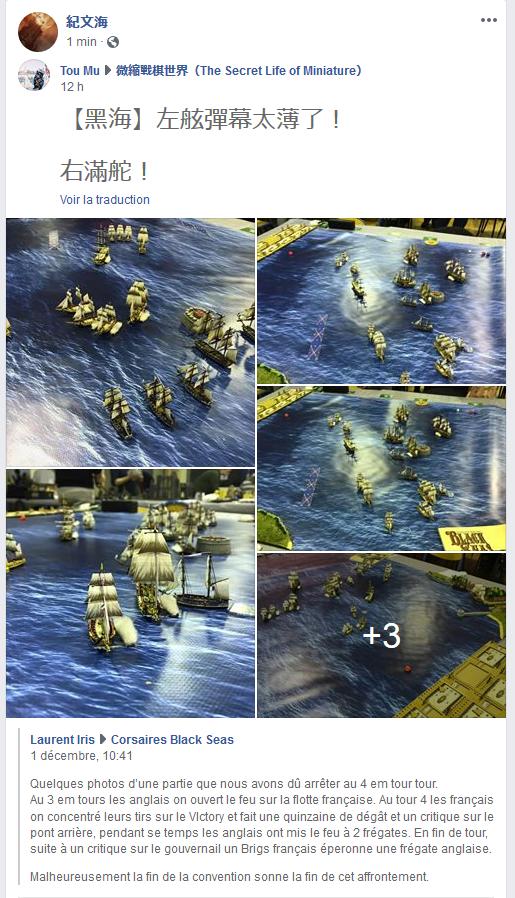 Corsaire Black Sea le groupe FaceBook 191203121856719499