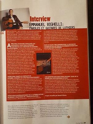 Livre Paroles & Guitares de Luthiers - Page 3 191204014732660348