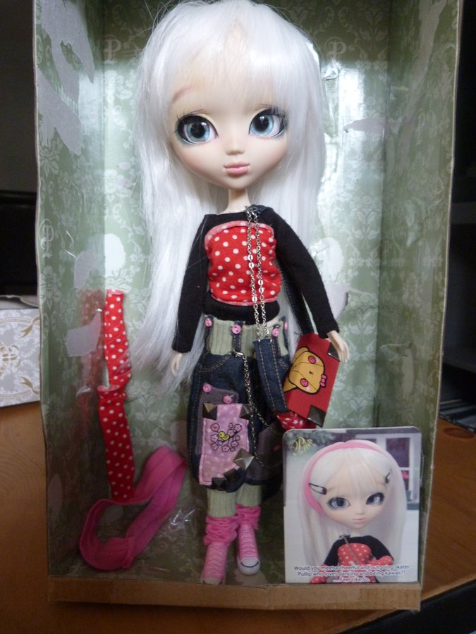 [V] Pullip Naoko, Barbie Toujours Couture 191204092334508117
