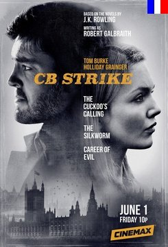 C.B. Strike - Saison 2