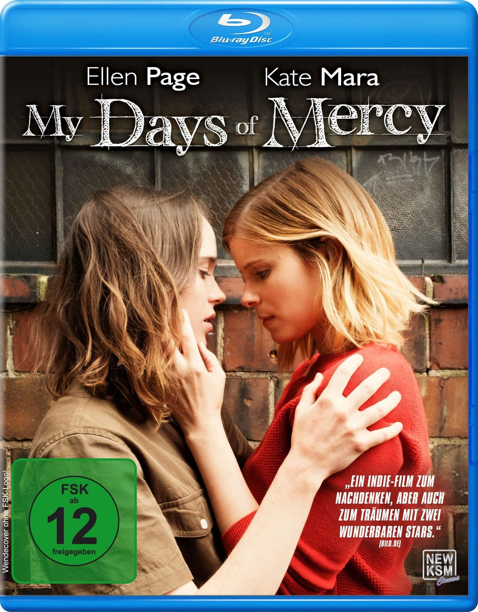 My Days of Mercy (2017) poster image