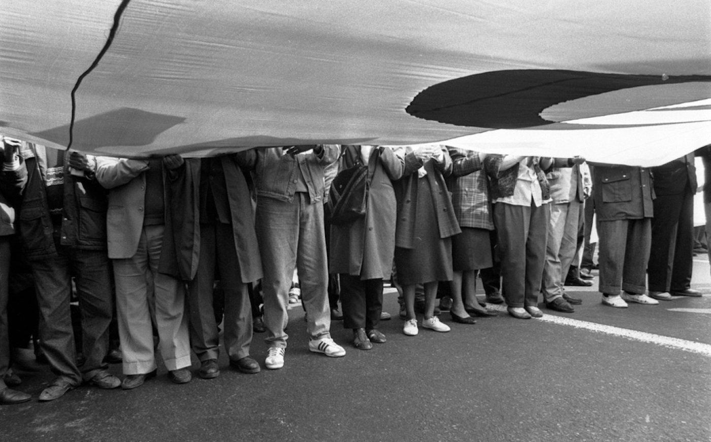 1990-1995 : Algérie, chronique photographique dans Photos 191205082851100179