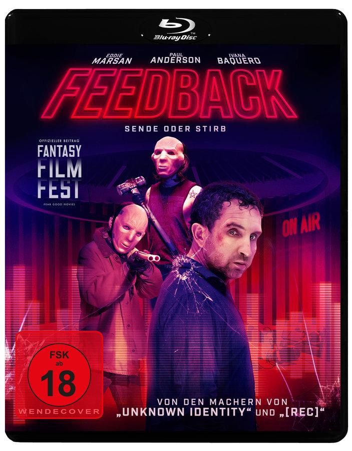 Feedback (2019) poster image