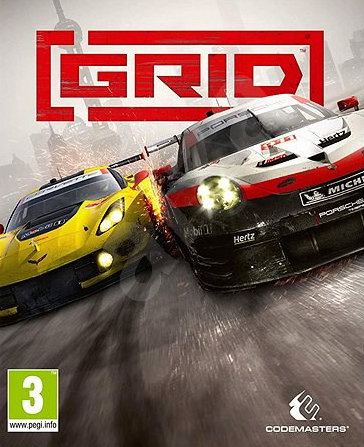 Poster for GRID Hot Hatch Showdown