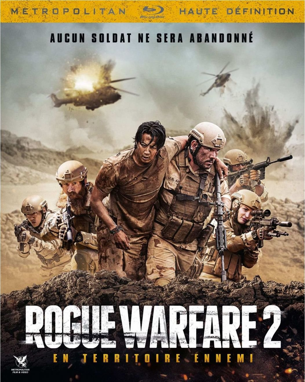 Rogue Warfare 2: The Hunt (2019) poster image
