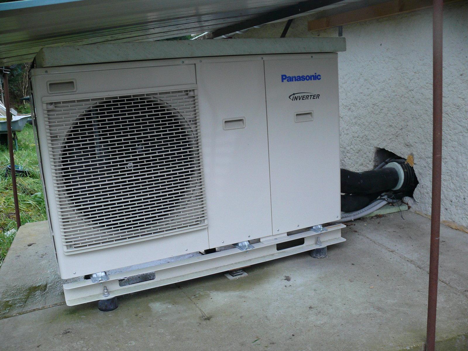 Cache Unité Extérieure Climatisation installation module extérieur [résolu] - 7 messages