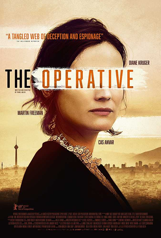 The Operative (2019) poster image