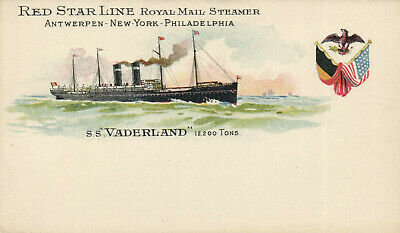 Vos paquebots préférés de la Red Star Line 191207010420811094