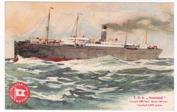 Vos paquebots préférés de la Red Star Line 191207011431877382