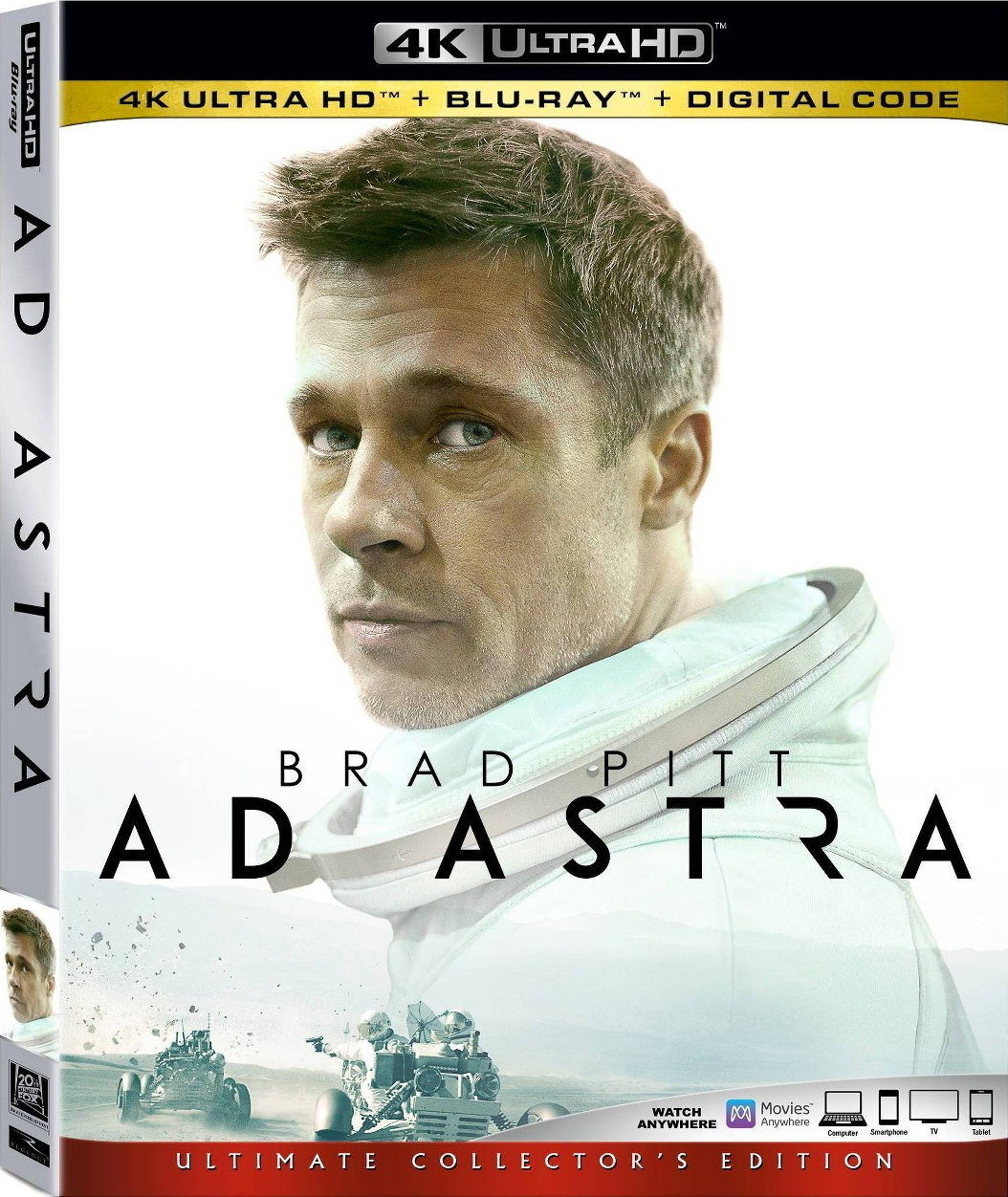 Ad Astra (2019) poster image