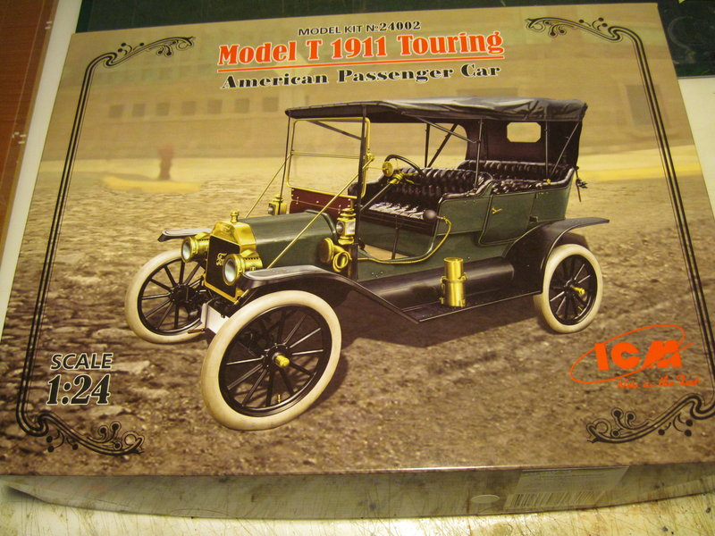 Ford T touring 1911 191207101315895705