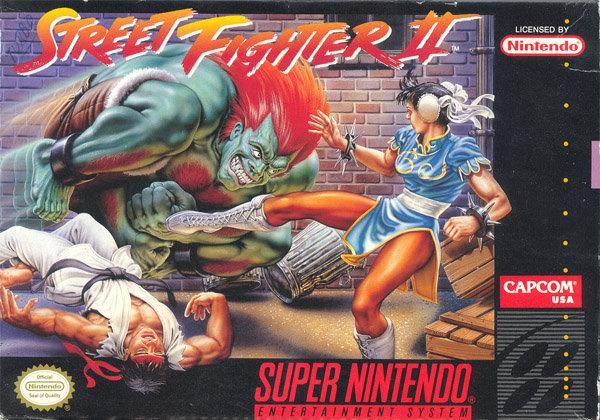 Les plus beaux visuels de boite Super famicom / Super Nintendo 191208063213490464