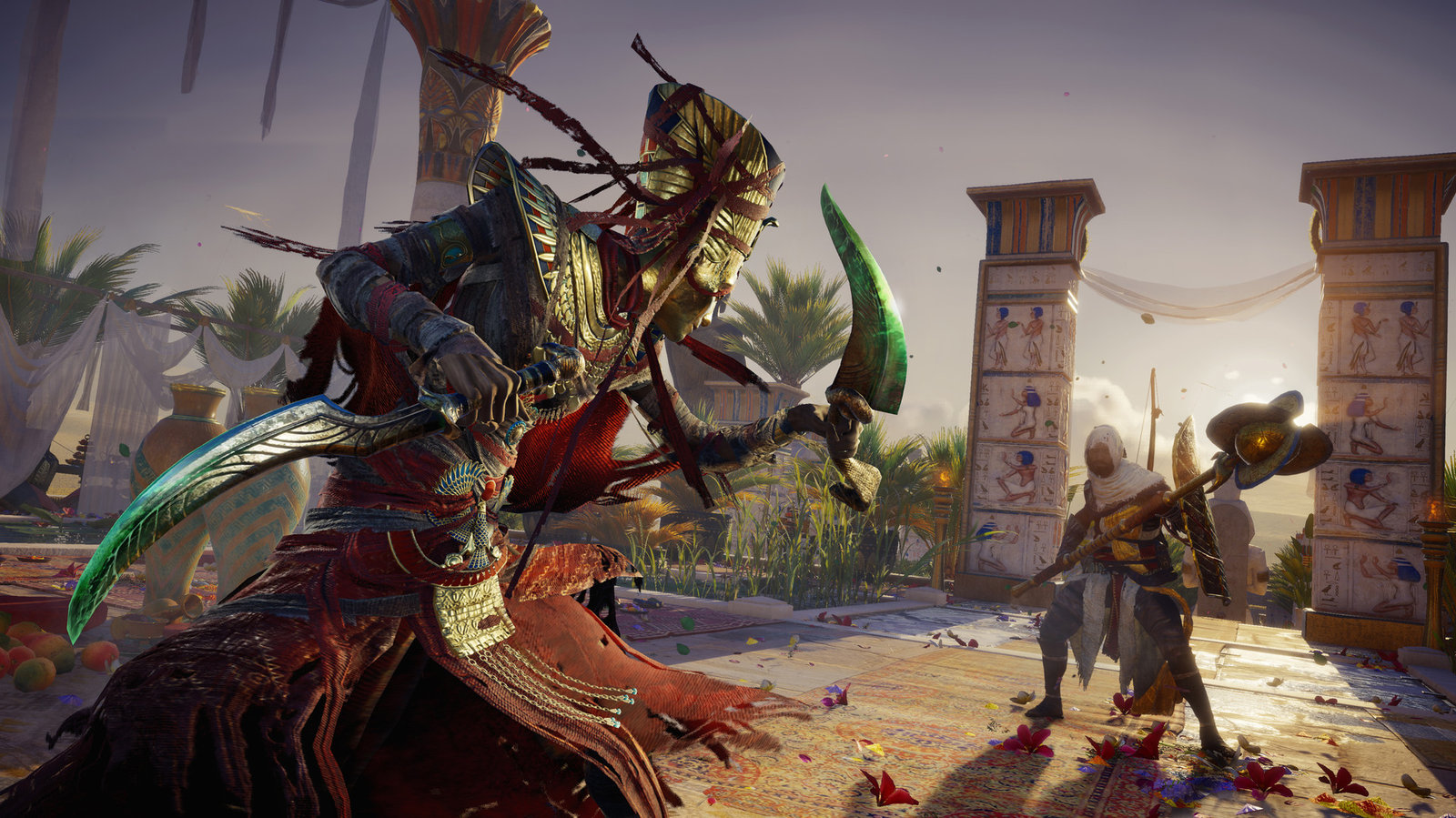 Assassins Creed Origins - The Curse Of The Pharaohs image 1