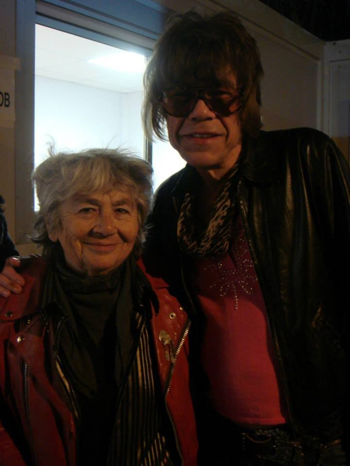 Little Bob & David Johansen (New York Dolls) 24 heures du Mans 2010