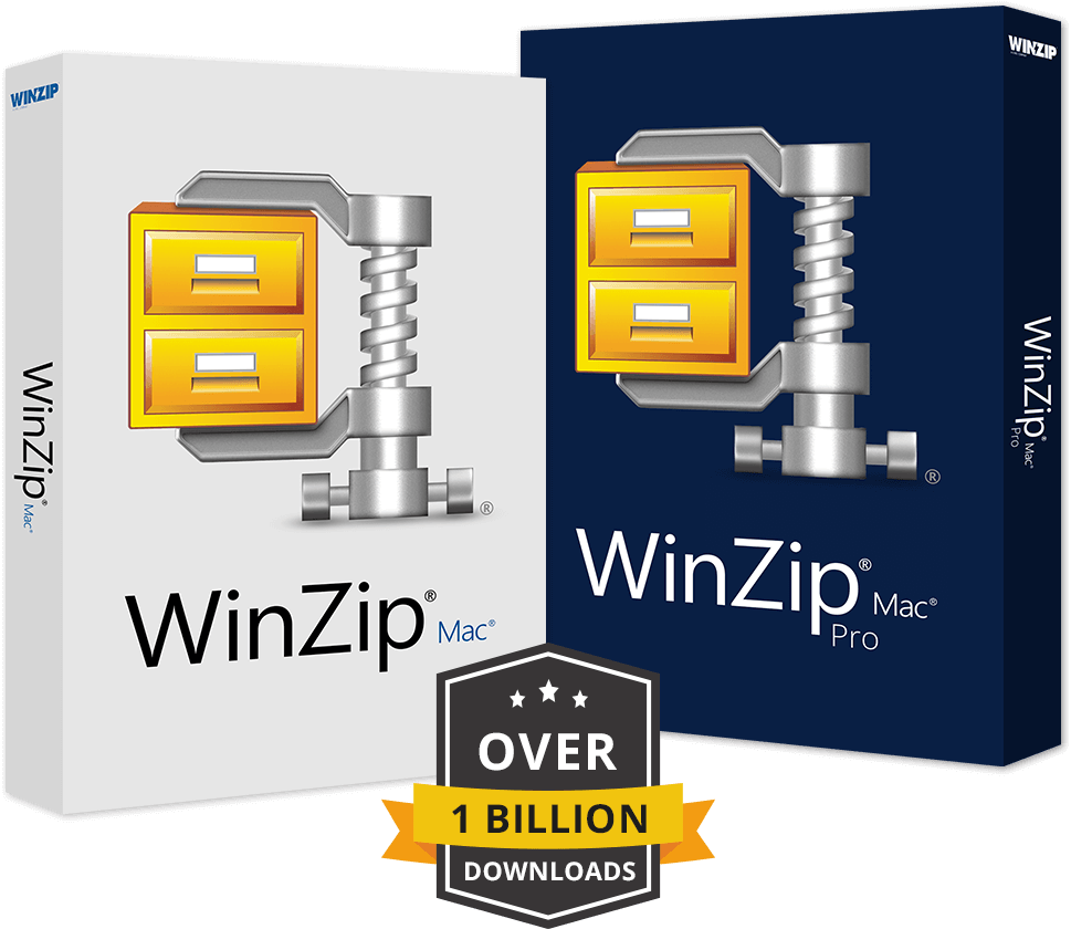 Poster for Corel WinZip Pro
