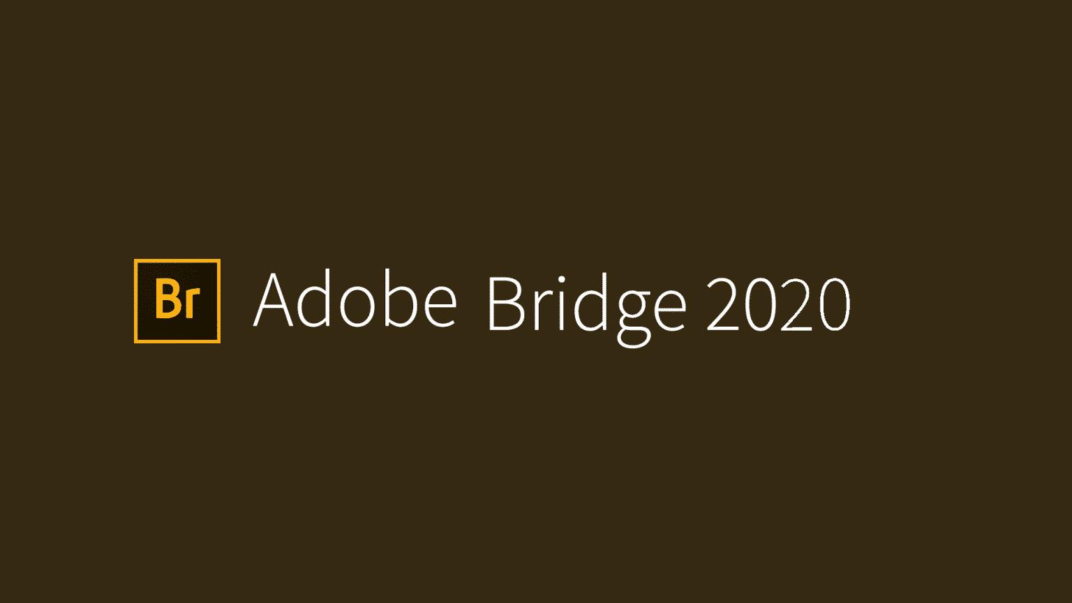 Download Adobe Bridge 2020 v10.0.4.157