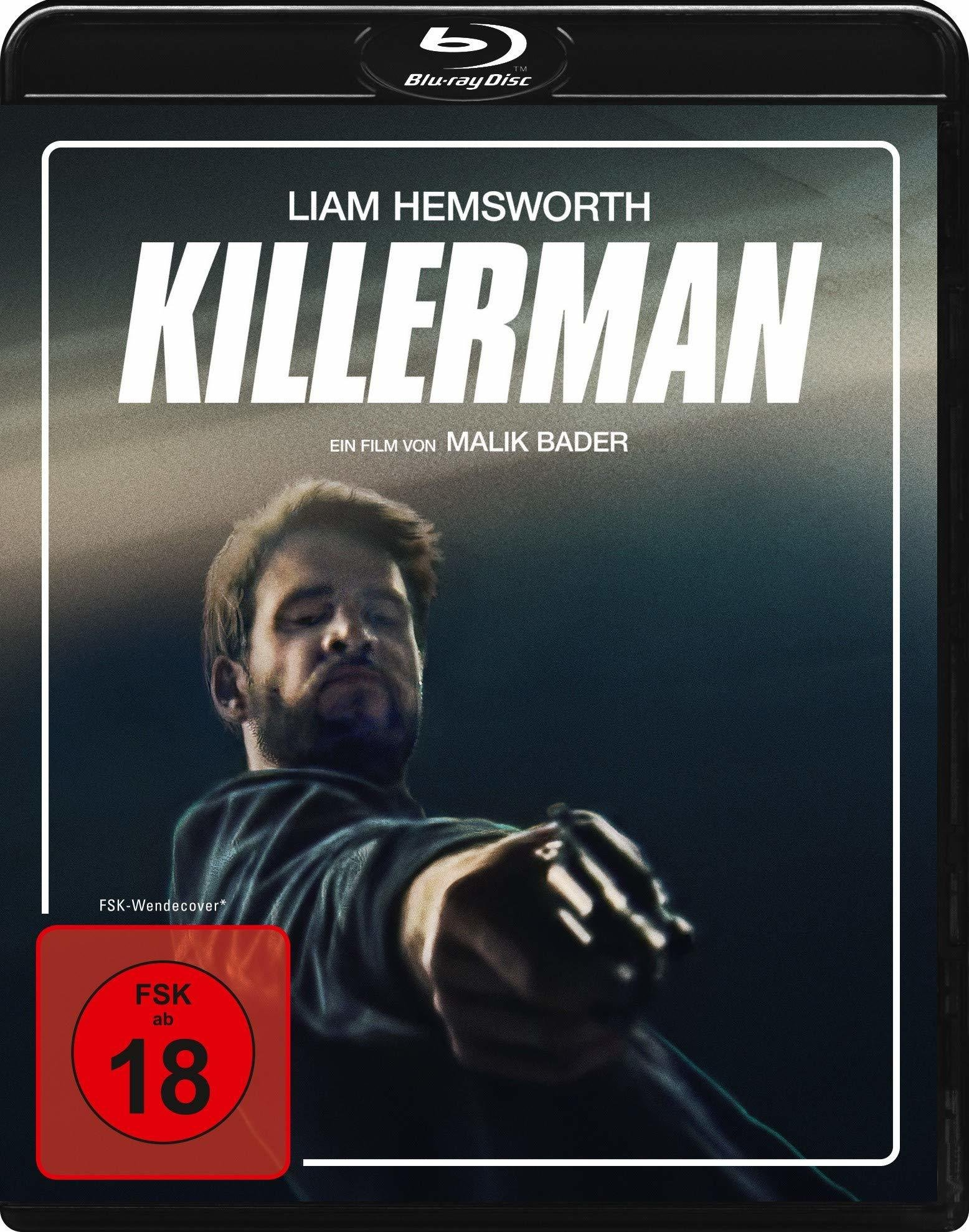 Killerman (2019) poster image
