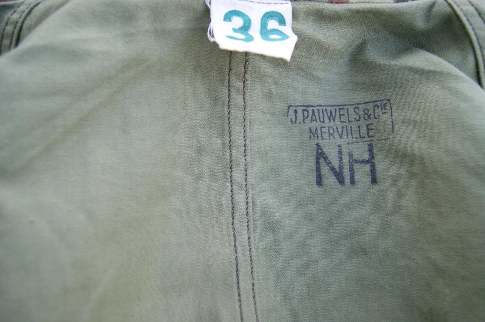 Tenue camouflée TAP 191211103328160726