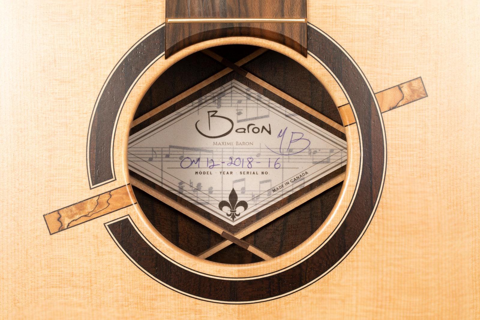 Guitare Baron 12 cordes (fabrication en cours) - Page 2 191212024219955376