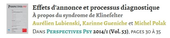 Effets d'annonce_perspectives psy