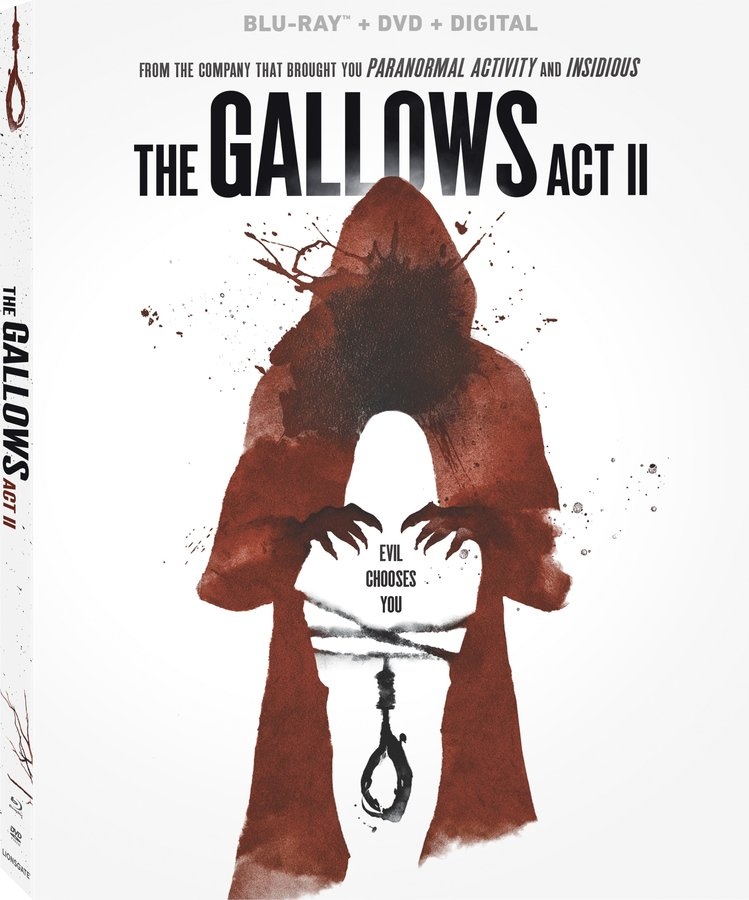 The Gallows Act II (2019) poster image