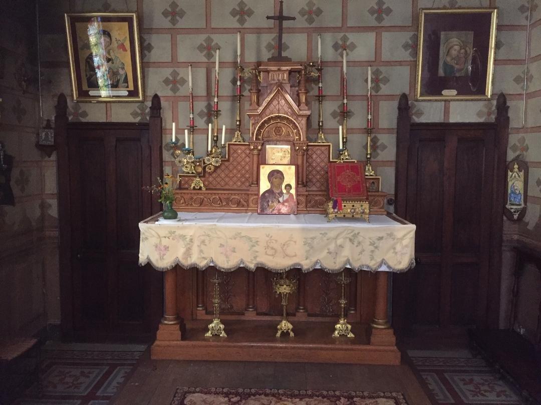 chapelle Belle-Poule