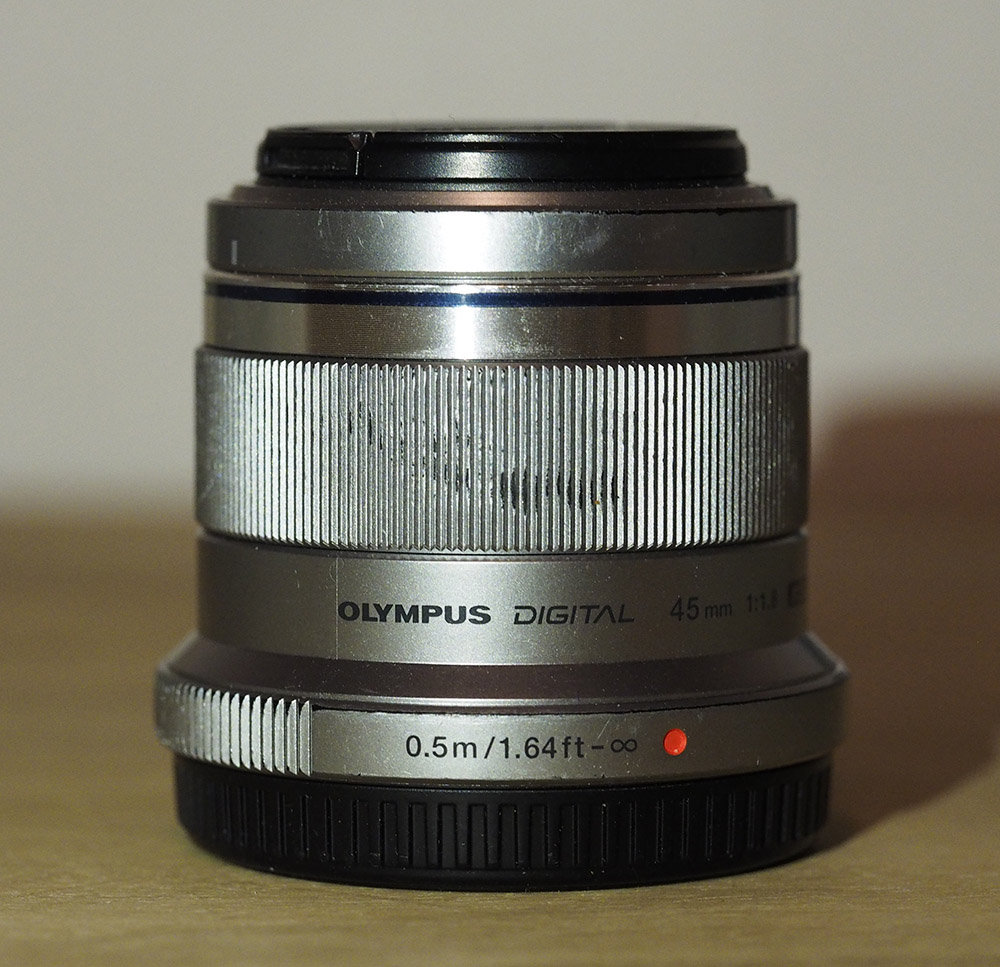 [VENDU] Objectif Olympus M.ZUIKO 45 mm f/1,8 191215104039260977