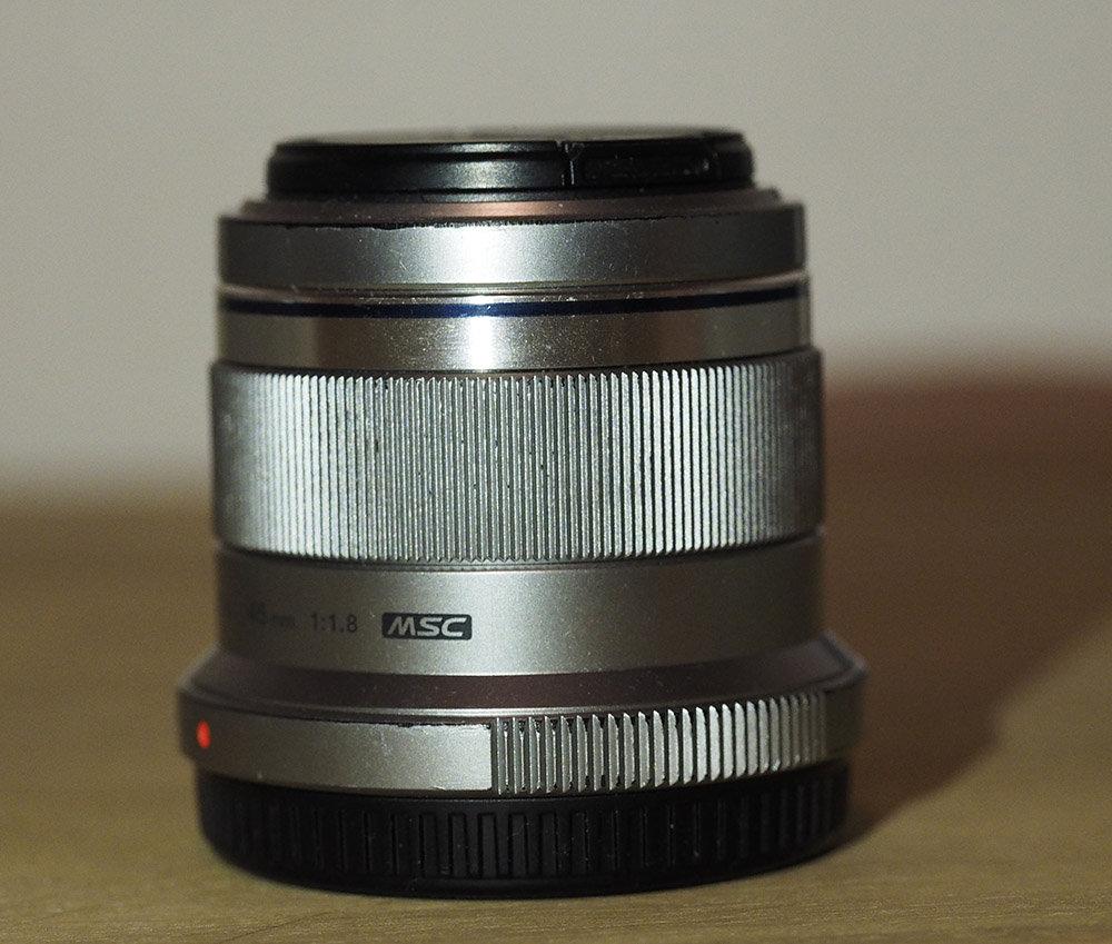 [VENDU] Objectif Olympus M.ZUIKO 45 mm f/1,8 191215104122824798