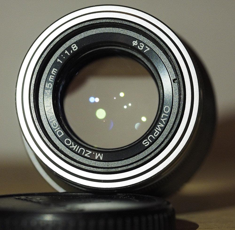 [VENDU] Objectif Olympus M.ZUIKO 45 mm f/1,8 191215104142982198