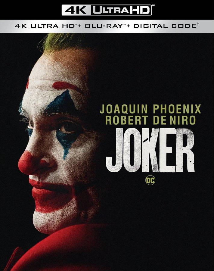 Joker (2019) poster image