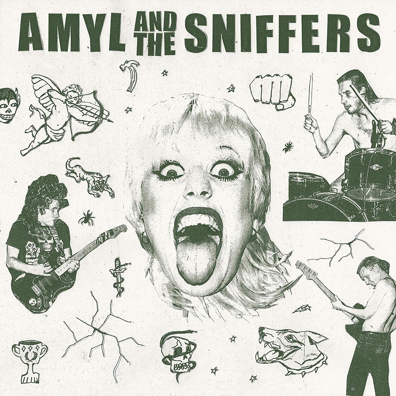 Poster for Amyl And The Sniffers