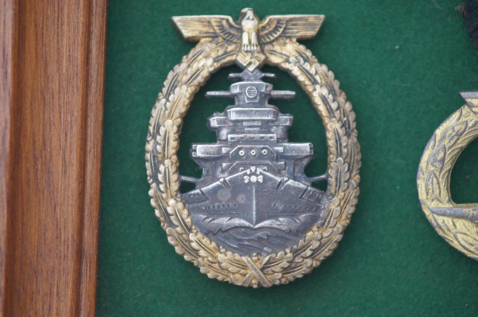 Badge de haute mer KM 191218121418905800