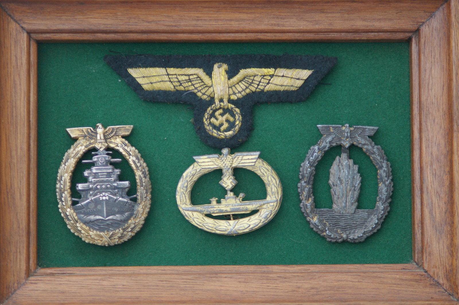 Badge de haute mer KM 191218121423573406