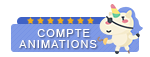 Mascotte des Animations ★ Compte Administratif