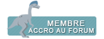 Membr'Addict ✽ Accro au forum!