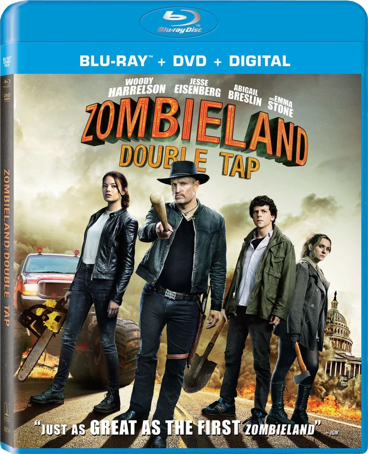 Zombieland: Double Tap (2019) poster image