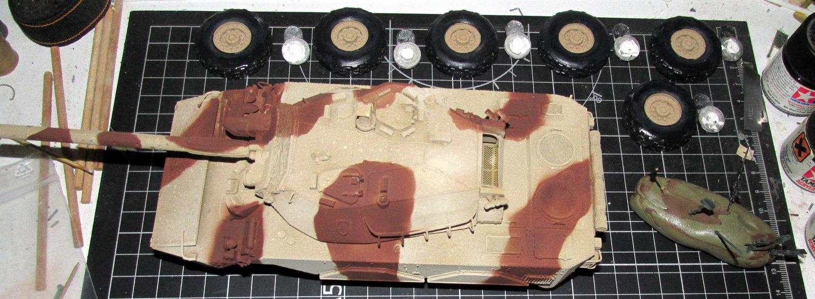 AMX 10 RC - Azimut Production 1912241209155927
