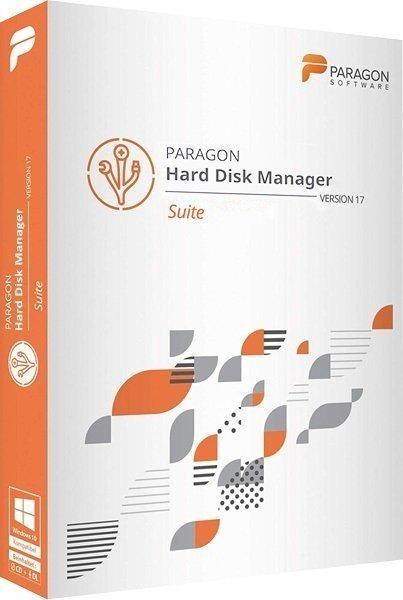 Paragon Hard Disk Manager 17 Suite v17.4.3